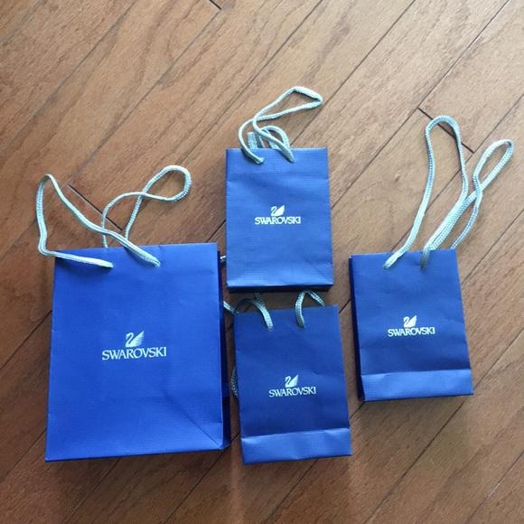 83c88ee1436 Swarovski Other | Shopping Bags | Poshmark